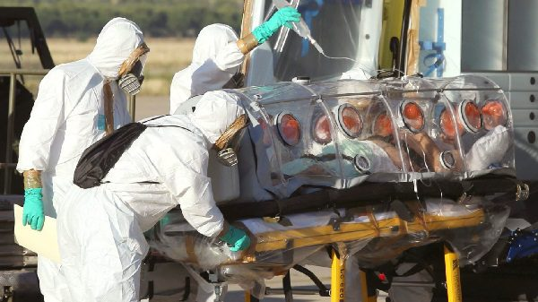 Лихорадка Эбола - симптомы и лечение.