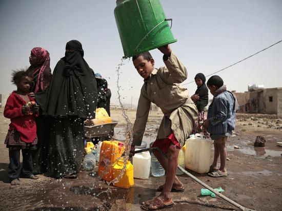 Страшная эпидемия холеры поразила Ближний Восток