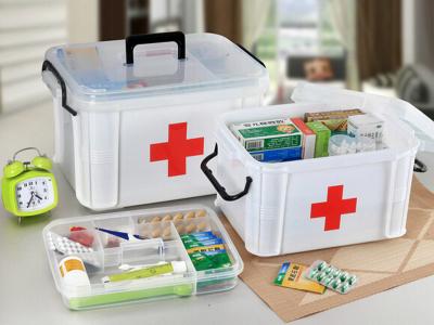 Как навести порядок в домашней аптечке?