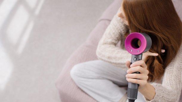 Как использовать фен без вреда для волос