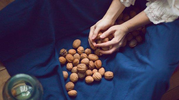 Грецкие орехи помогают контролировать аппетит – ученые