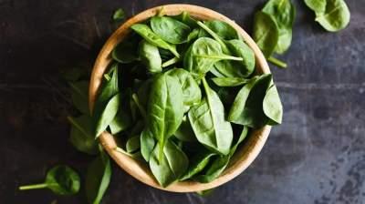 Медики назвали удивительные свойства шпината