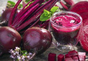 Народные средства для поднятия гемоглобина — продукты в пищу