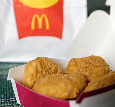 McDonald's сократит поставки курятины с антибиотиками во всем мире к 2018 году
