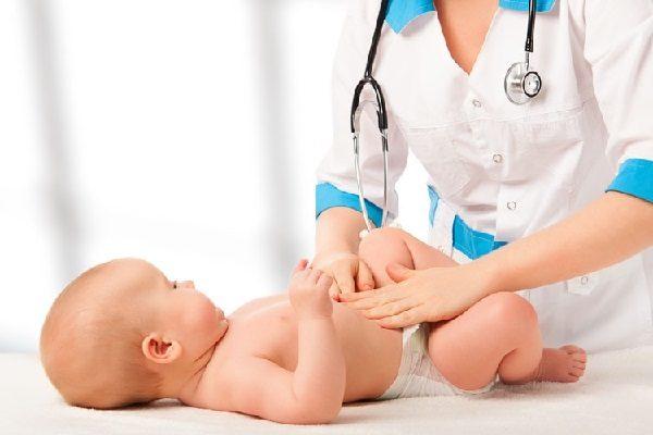Паховая грыжа у детей - симптомы и лечение, фото и видео.