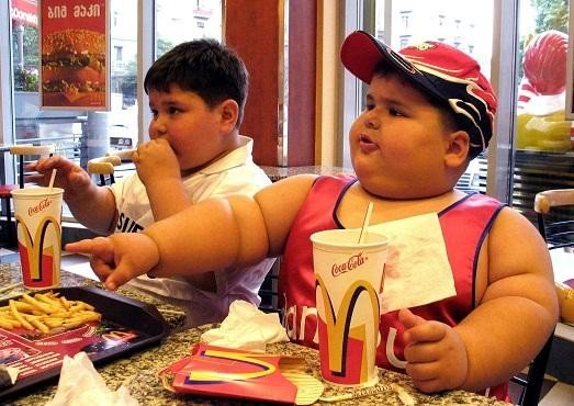 Ожирение у детей — симптомы и лечение, фото и видео