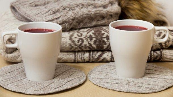 Ученые: черный чай и вино могут облегчить симптомы гриппа