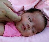Синдром внезапной детской смерти.