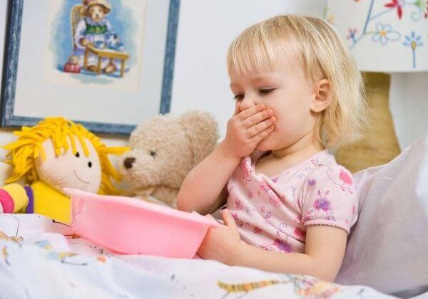 Лечение кишечной инфекции у детей