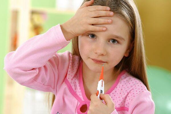 Симптомы и лечение ОРВИ у детей.