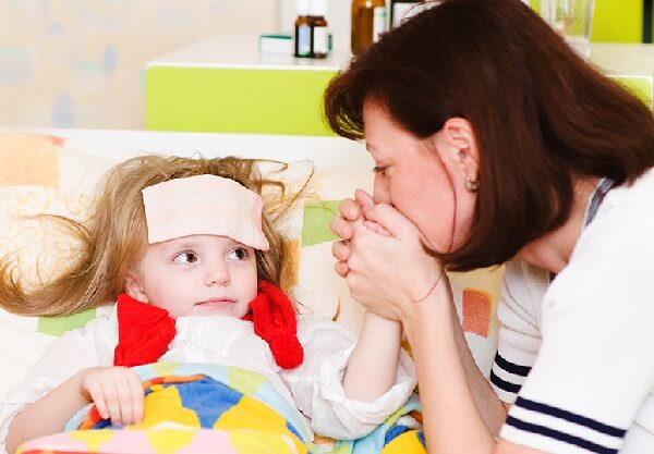 Судороги у детей при температуре – симптомы и лечение.