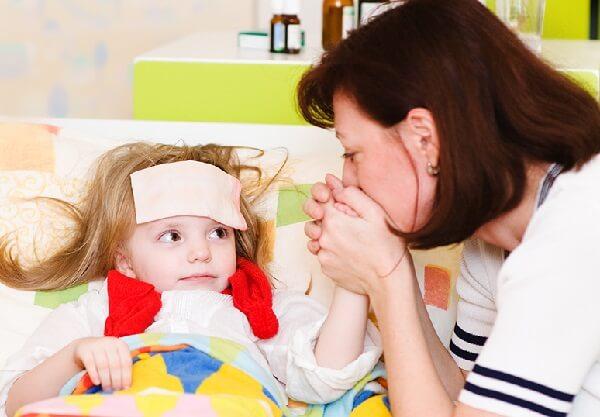 Судороги у детей при температуре – симптомы и лечение