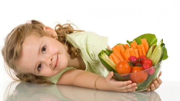 Правильное питание детей – ключ к здоровью и благополучию.