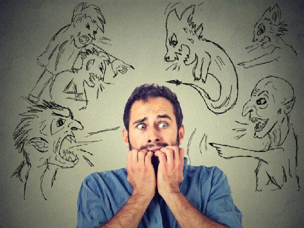 Галлюциноз - симптомы и лечение галлюцинаций, фото и видео.