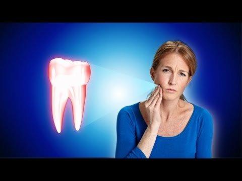 Как снять зубную боль в домашних условиях?
