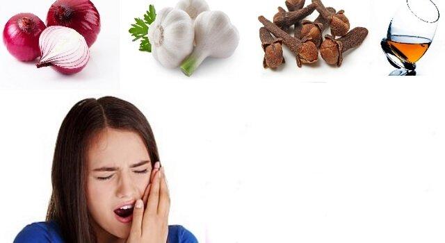 Зубная боль чем лечить в домашних условиях 835