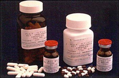 Самые важные лекарства человека.