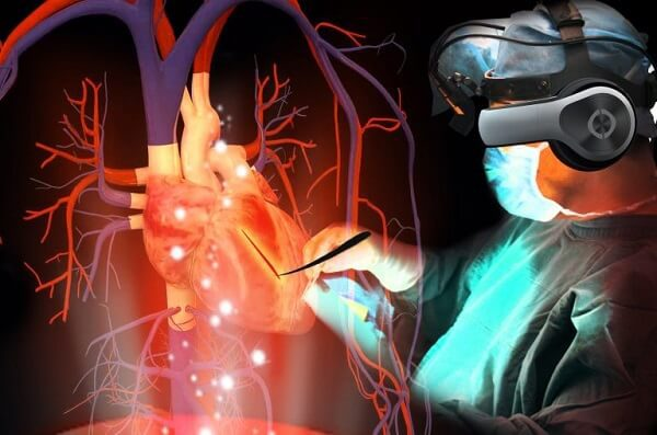 Виртуальная реальность (VR) помогает изучать рак.
