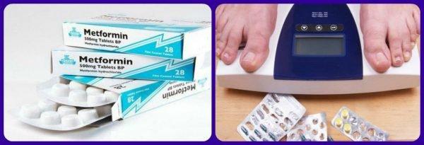Метформин для похудения - безопасен ли рецептурный препарат?