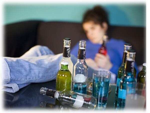 Патологическое опьянение – симптомы и лечение, фото и видео
