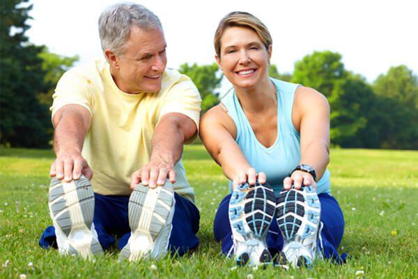 Профилактика деменции – физические упражнения.