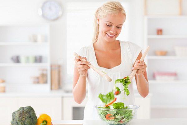 Растительная диета против депрессии.
