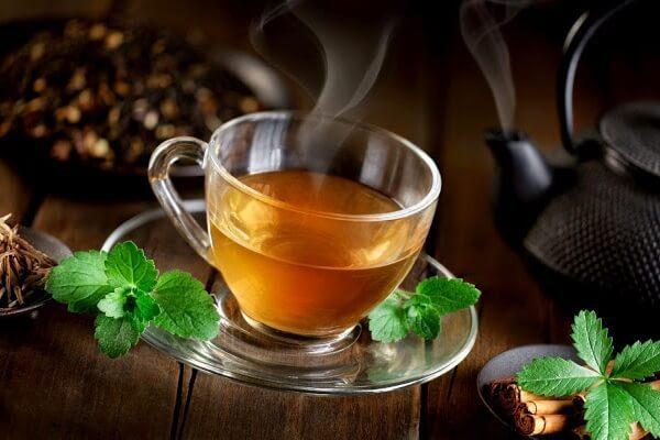 Горячий чай приводит к раку.