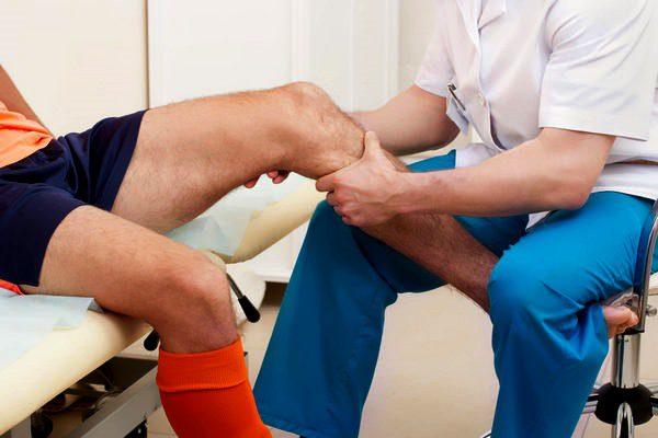 Пять причин, почему болят колени.