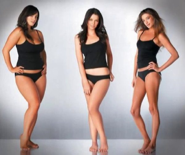 Идеальный вес женщины и лучшие способы похудения.