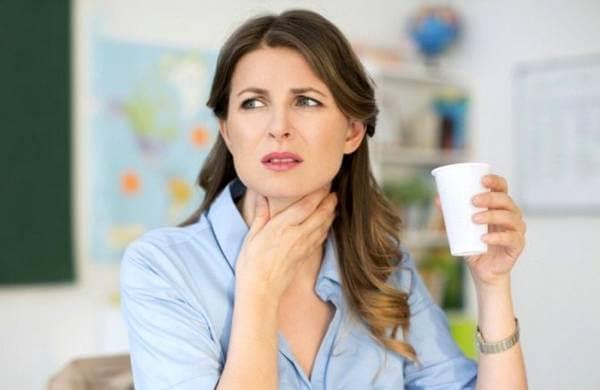 Тонзиллофарингит – симптомы и лечение, фото и видео
