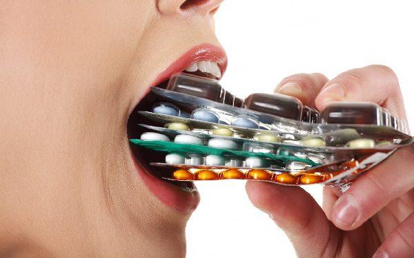 Антибиотики фторхинолоны приводят к аневризме аорты.