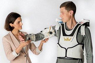 Роботизированная реабилитация вылечила паралич