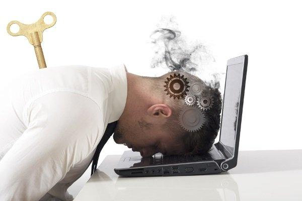 Синдром эмоционального выгорания – симптомы и лечение