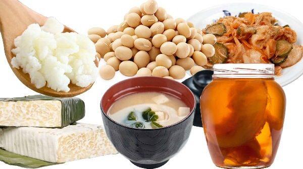 Топ-10 ферментированных продуктов для здоровья.