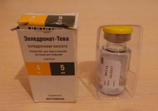 Золедронат — лекарство, которое лечит рак молочной железы