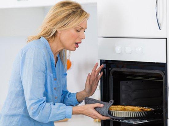 Опасная кухня: лечим ожоги