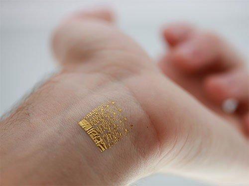Биомедицинские татуировки – мониторинг будущего