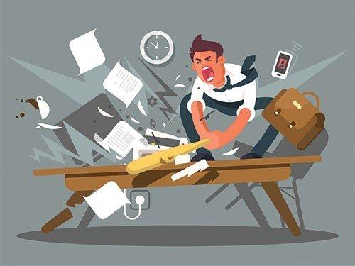 Работа часто становится причиной депрессии и тревожности. Ученые считают это сигналом тревоги