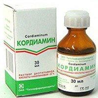 Кордиамин — инструкция по применению, цена