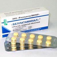 Таблетки беллатаминал — инструкция по применению, цена