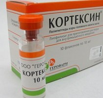 Кортексин уколы — инструкция по применению, цена