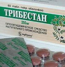Трибестан — инструкция по применению, цена