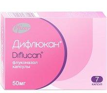 Дифлюкан 150 мг — инструкция по применению, цена