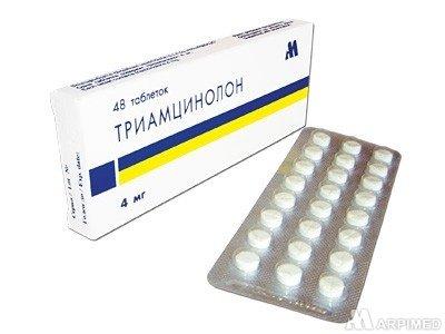 Триамцинолон — инструкция по применению, цена