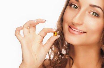 Витамин А для кожи лица