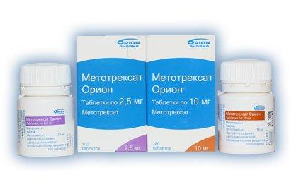 Метотрексат — инструкция по применению, цена