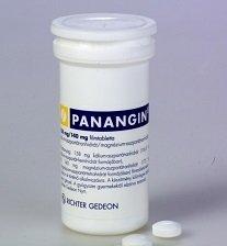 Панангин — инструкция по применению, цена
