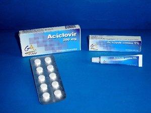 Ацикловир — инструкция по применению, цена