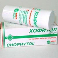 Хофитол — инструкция по применению, цена