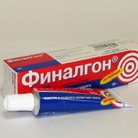 Финалгон — инструкция по применению, цена
